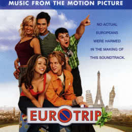 Обложка к диску с музыкой из фильма «Евротур»