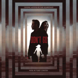 Обложка к диску с музыкой из фильма «Не уходи»