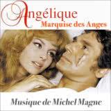 Маленькая обложка диска c музыкой из фильма «Анжелика, маркиза ангелов»