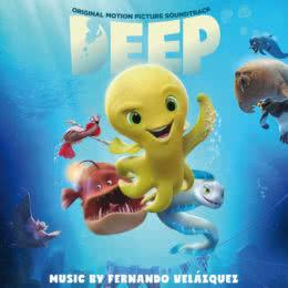 Обложка к диску с музыкой из мультфильма «Подводная эра»