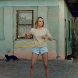 Обложка к диску с музыкой из фильма «Не возвращайся с луны»