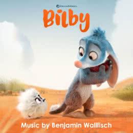 Обложка к диску с музыкой из мультфильма «Билби»