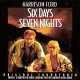 Маленькая обложка диска c музыкой из фильма «Шесть дней, семь ночей»