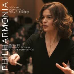 Обложка к диску с музыкой из сериала «Филармония (1 сезон)»