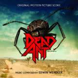 Маленькая обложка к диску с музыкой из фильма «Мёртвый муравей»