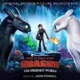 Маленькая обложка к диску с музыкой из фильма «Как приручить дракона 3»