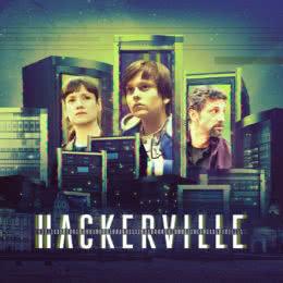 Обложка к диску с музыкой из сериала «Хакервилль (1 сезон)»