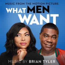 Обложка к диску с музыкой из фильма «Чего хотят мужчины»