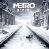 Маленькая обложка диска c музыкой из игры «Metro Exodus»
