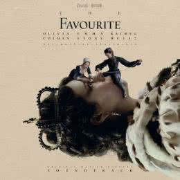 Обложка к диску с музыкой из фильма «Фаворитка»