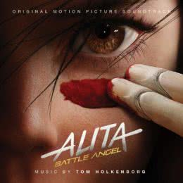 Обложка к диску с музыкой из фильма «Алита: Боевой ангел»