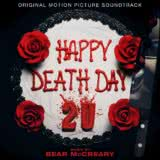 Маленькая обложка к диску с музыкой из фильма «Счастливого нового дня смерти»