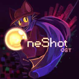 Обложка к диску с музыкой из игры «Oneshot»