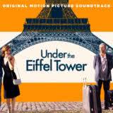 Маленькая обложка к диску с музыкой из фильма «Под Эйфелевой башней»