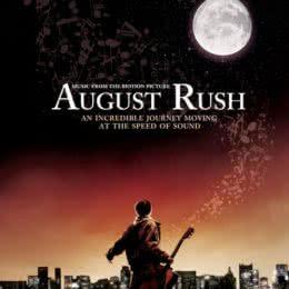 Обложка к диску с музыкой из фильма «Август Раш»