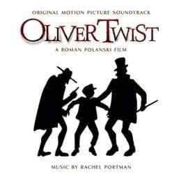 Обложка к диску с музыкой из фильма «Оливер Твист»