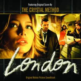 Обложка к диску с музыкой из фильма «Лондон»
