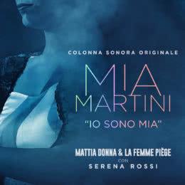 Обложка к диску с музыкой из фильма «Я, Миа»