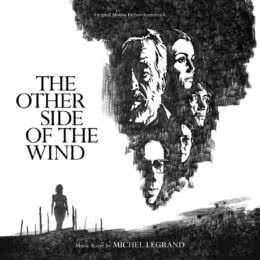Обложка к диску с музыкой из фильма «Другая сторона ветра»