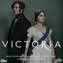 Обложка к диску с музыкой из сериала «Виктория (2-3 сезон)»