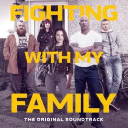 Обложка к диску с музыкой из фильма «Борьба с моей семьёй»