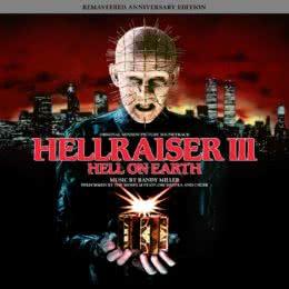 Обложка к диску с музыкой из фильма «Восставший из ада 3: Ад на земле»