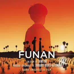 Обложка к диску с музыкой из фильма «Фунань: Новые люди»