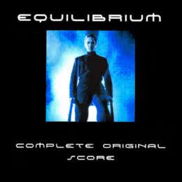 Обложка к диску с музыкой из фильма «Эквилибриум»