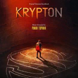 Обложка к диску с музыкой из сериала «Криптон (1 сезон)»
