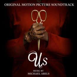 Обложка к диску с музыкой из фильма «Мы»