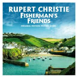 Обложка к диску с музыкой из фильма «Друзья рыбака»