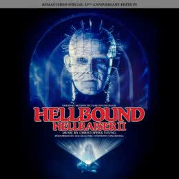 Обложка к диску с музыкой из фильма «Восставший из ада 2»