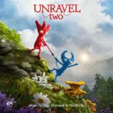 Маленькая обложка диска c музыкой из игры «Unravel Two»