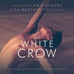 Обложка к диску с музыкой из фильма «Нуреев. Белый ворон»