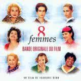 Маленькая обложка диска c музыкой из фильма «8 женщин»