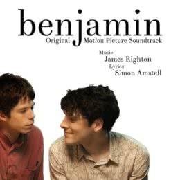 Обложка к диску с музыкой из фильма «Бенджамин»