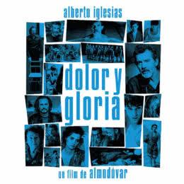Обложка к диску с музыкой из фильма «Боль и слава»