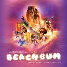 Обложка к диску с музыкой из фильма «Пляжный бездельник»