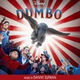 Маленькая обложка к диску с музыкой из фильма «Дамбо»