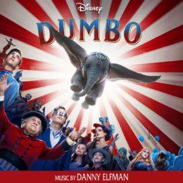 Обложка к диску с музыкой из фильма «Дамбо»