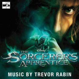Обложка к диску с музыкой из фильма «Ученик чародея»