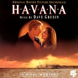 Обложка к диску с музыкой из фильма «Гавана»