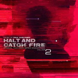 Обложка к диску с музыкой из сериала «Остановись и гори (Volume 2)»