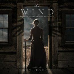 Обложка к диску с музыкой из фильма «Ветер»