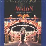 Маленькая обложка диска c музыкой из фильма «Авалон»