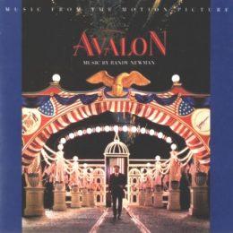 Обложка к диску с музыкой из фильма «Авалон»
