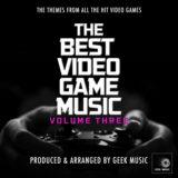 Маленькая обложка диска с музыкой из сборника «Лучшие саундтреки из игр. Сборник 3»