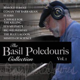 Обложка к диску с музыкой из сборника «The Basil Poledouris Collection, Vol. 1»