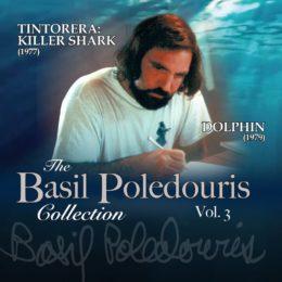 Обложка к диску с музыкой из сборника «The Basil Poledouris Collection, Vol. 3»