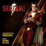 Маленькая обложка к диску с музыкой из фильма «Шазам!»